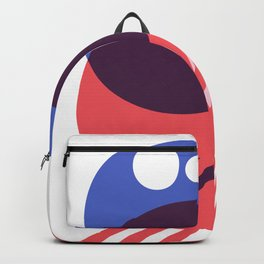Interplanetary Abstract Backpack