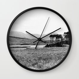 Derryclare Lough Wall Clock