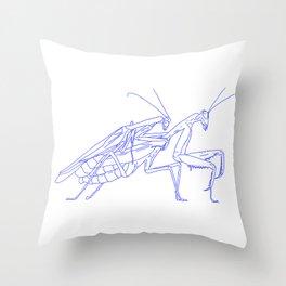 Otra cosa Throw Pillow