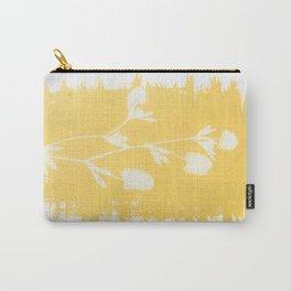 Herbal Sunprint #6 Carry-All Pouch