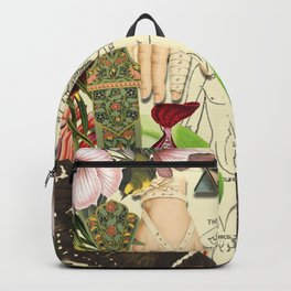 No judging Backpack