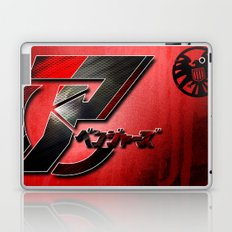 Japanese Avengers Laptop & iPad Skin