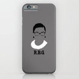 RBG iPhone Case