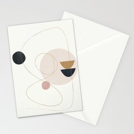 Abstract Minimal Art 31 Stationery Cards