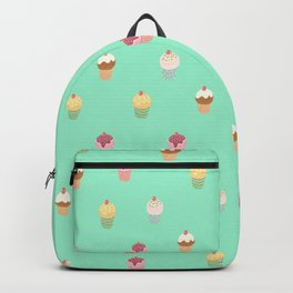 Delicious Cake Pattern Backpack