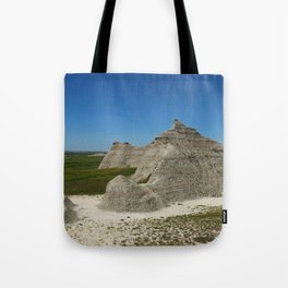 The Beauty Of A Rough Country Tote Bag