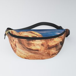 Mount Rushmore Fanny Pack
