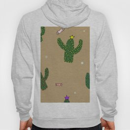 Festive Cacti Hoody