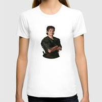 robin williams T-shirts featuring Robin Williams by MagnoliaRuby