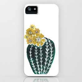 Desert Flower 1 iPhone Case