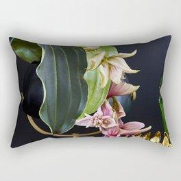 Bar Flower Rectangular Pillow