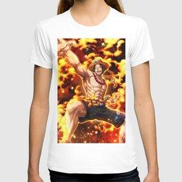 Portugas D ace - One piece T-shirt