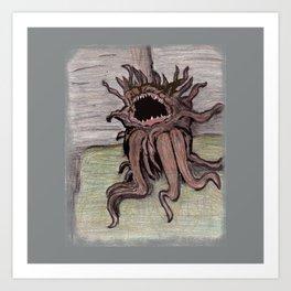 Malboro2 Art Print