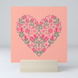 Be My Valentine Mini Art Print