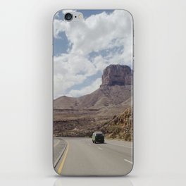 Road Trip Out West iPhone Skin