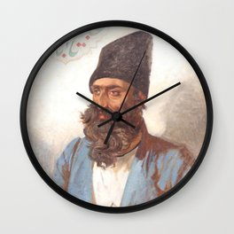 Jules Laurens - Untitled Wall Clock