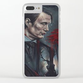 The Hunter Clear iPhone Case