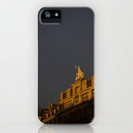 Brussels #1 iPhone Case