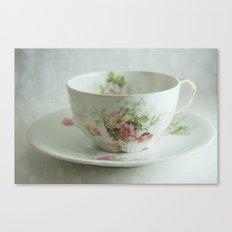 Bubble Tea Canvas Print