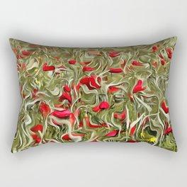 Opium Of The Masses Rectangular Pillow