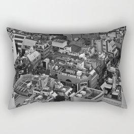 Tokyo City Rectangular Pillow
