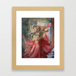Charities Framed Art Print