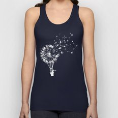 Going where the wind blows Unisex Tank Top