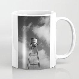 Monochrome Marfa Water Tower Coffee Mug