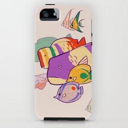Kuih Ikan iPhone Case