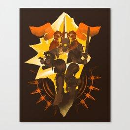 Melodies of IX Canvas Print