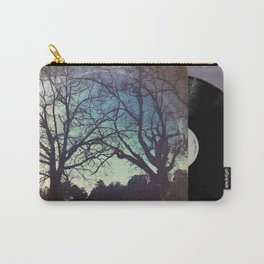 Long Road Home - America As Vintage Album Art Carry-All Pouch
