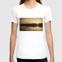 golden T-shirts featuring golden by Bonnie Jakobsen-Martin