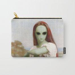 Bouguereau's Alien Shepherdess Carry-All Pouch