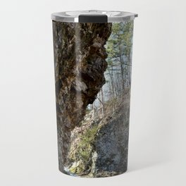 Alone in Secret Hollow with the Caves, Cascades, and Critters, No. 16 of 21 Travel Mug