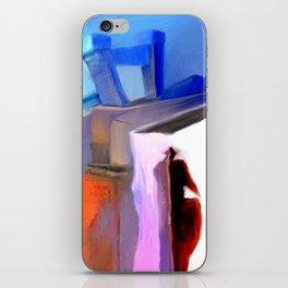 Montevideo iPhone Skin