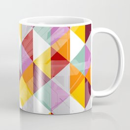 Triagles warm Coffee Mug