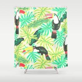 Tucanos Shower Curtain