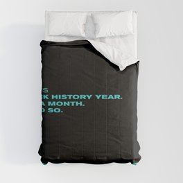 P. Diddy - Puff Daddy - Sean Combs Instagram Post 2/1/21 - Black History Month - Year Statement 34k Comforters