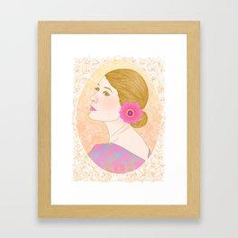 Dude!! Looks Like a Lady Framed Art Print