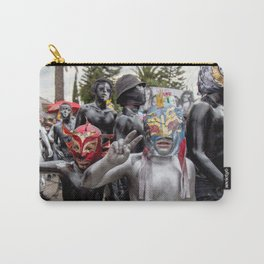 Lucha libre kids Carry-All Pouch