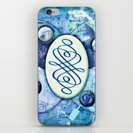 Melissa (#TheAccessoriesSeries) iPhone Skin