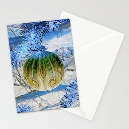 Winter Holiday Stationery Cards