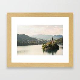 Slovenia I Framed Art Print