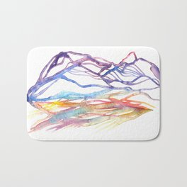 Varenna Sunset Bath Mat
