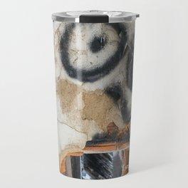 Wall-eyed Surprise Travel Mug