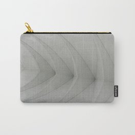 Vaulted Carry-All Pouch