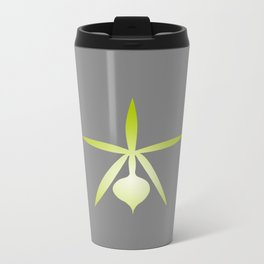 Brassavola nodosa Metal Travel Mug