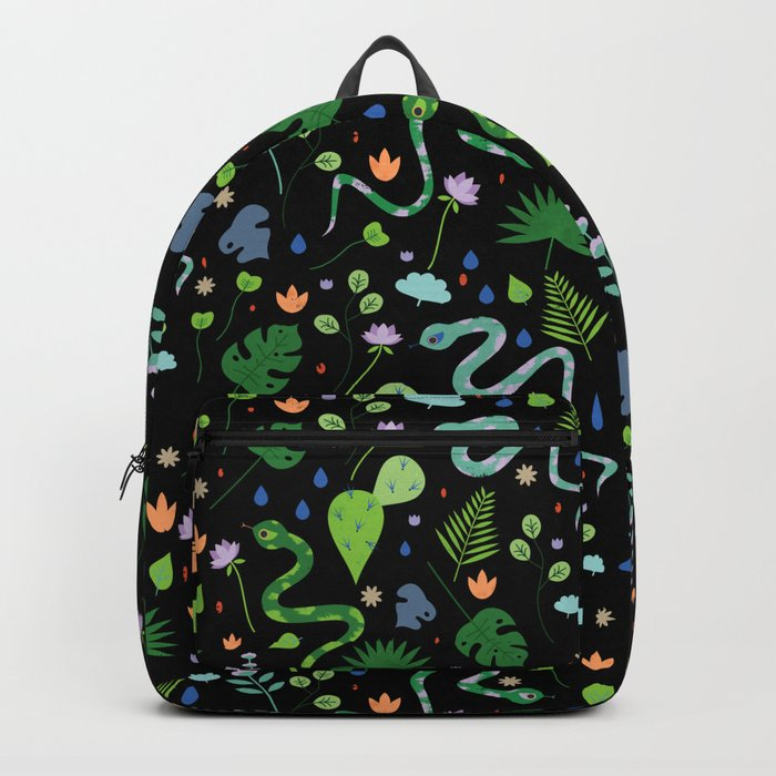 Snakes and Plants Backpack