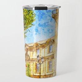 Aix en Provence-01 Travel Mug