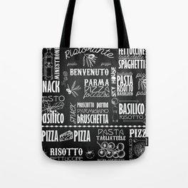 Love Black and White Tote Bag